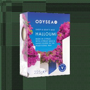 Odysea Sheep & Goat's Milk Halloumi (225g)